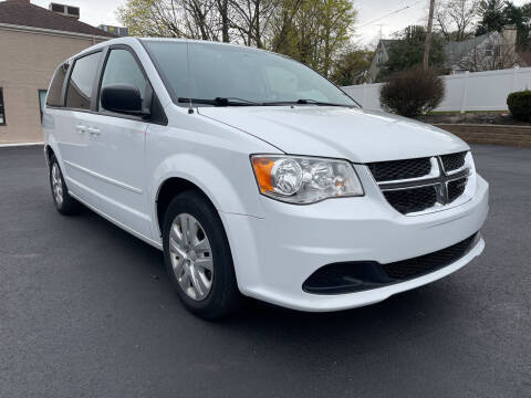 2017 Dodge Grand Caravan for sale at CARSTORE OF GLENSIDE in Glenside PA