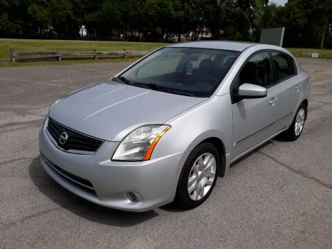 2010 Nissan Sentra for sale at Select Auto Brokers in Webster NY