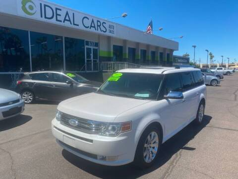 2012 Ford Flex for sale at Ideal Cars Apache Trail in Apache Junction AZ