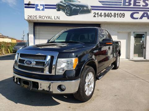 2010 Ford F-150 for sale at Best Royal Car Sales in Dallas TX