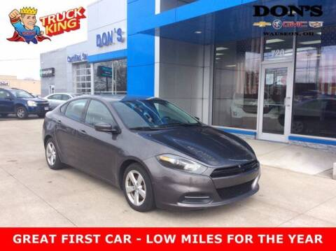 2015 Dodge Dart for sale at DON'S CHEVY, BUICK-GMC & CADILLAC in Wauseon OH