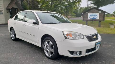 2007 Chevrolet Malibu for sale at Shores Auto in Lakeland Shores MN
