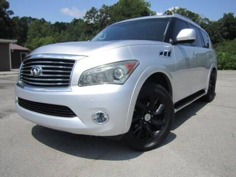2011 Infiniti QX56 for sale at Atlanta Luxury Motors Inc. in Buford GA