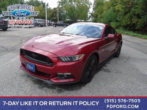 2015 Ford Mustang for sale at Fort Dodge Ford Lincoln Toyota in Fort Dodge IA