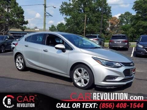2018 Chevrolet Cruze for sale at Car Revolution in Maple Shade NJ
