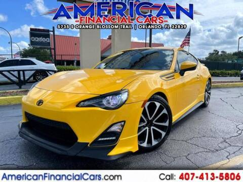2015 Scion FR-S for sale at American Financial Cars in Orlando FL