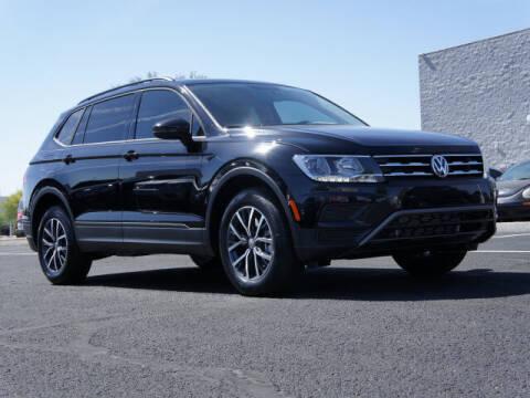 2021 Volkswagen Tiguan for sale at CarFinancer.com in Peoria AZ