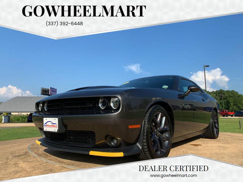 2020 Dodge Challenger for sale at GOWHEELMART in Leesville LA