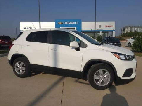 2021 Chevrolet Trax for sale at Vance Fleet Services in Guthrie OK