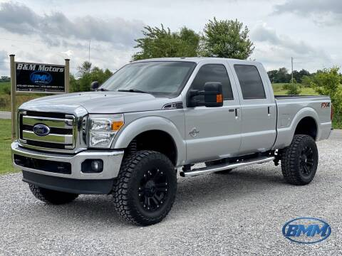 2016 Ford F-250 Super Duty for sale at B & M Motors, LLC in Tompkinsville KY