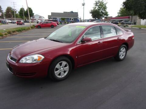 2007 Chevrolet Impala for sale at Ideal Auto Sales, Inc. in Waukesha WI
