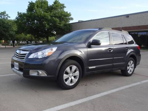 2011 Subaru Outback for sale at 123 Car 2 Go LLC in Dallas TX