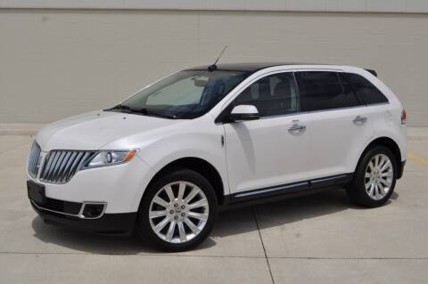2013 Lincoln MKX for sale at Select Motor Group in Macomb Township MI