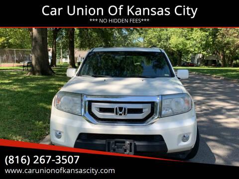 2011 Honda Pilot for sale at Car Union Of Kansas City in Kansas City MO