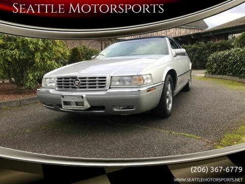 1999 Cadillac Eldorado for sale at Seattle Motorsports in Shoreline WA