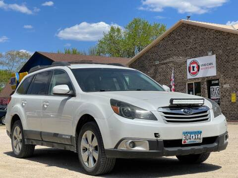2010 Subaru Outback for sale at Big Man Motors in Farmington MN
