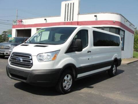 2018 Ford Transit Passenger for sale at Caesars Auto in Bergen NY