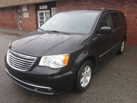 2012 Chrysler Town and Country for sale at Tewksbury Used Cars in Tewksbury MA