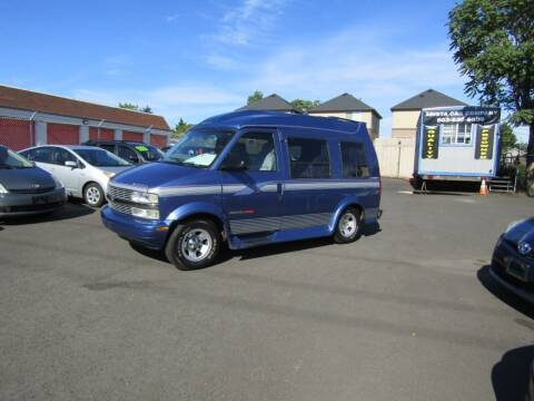 1996 Chevrolet Astro for sale at ARISTA CAR COMPANY LLC in Portland OR