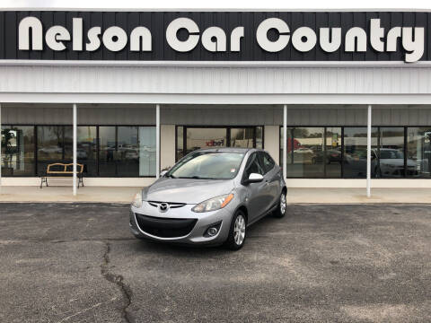 2012 Mazda MAZDA2 for sale at Nelson Car Country in Bixby OK