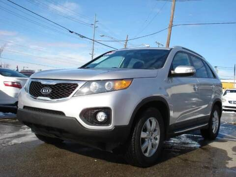 2012 Kia Sorento for sale at A & A IMPORTS OF TN in Madison TN