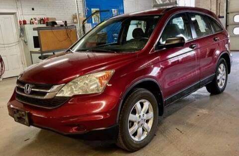 2010 Honda CR-V for sale at Reinecke Motor Co in Schuyler NE