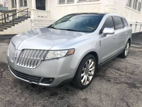 2010 Lincoln MKT for sale at Champion Motorcars in Springdale AR