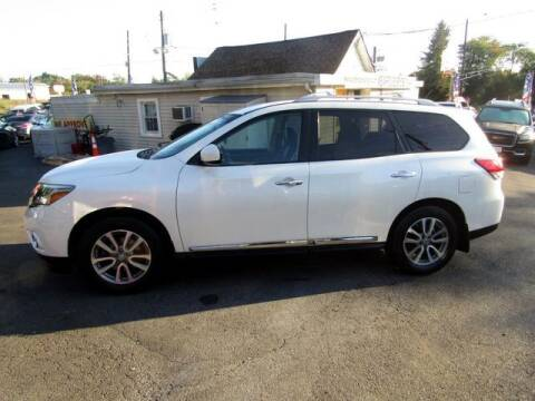 2016 Nissan Pathfinder for sale at American Auto Group Now in Maple Shade NJ