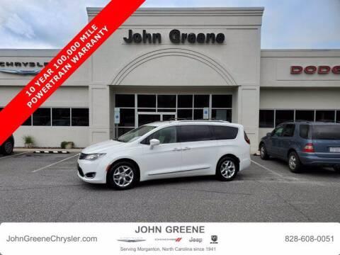 2018 Chrysler Pacifica for sale at John Greene Chrysler Dodge Jeep Ram in Morganton NC