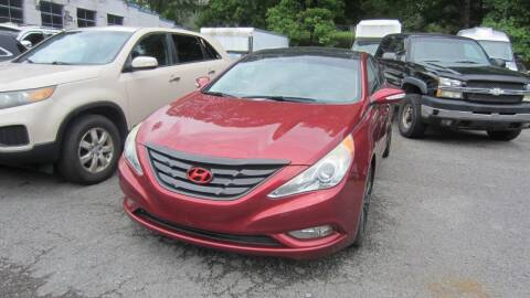 2012 Hyundai Sonata for sale at Auto Outlet of Morgantown in Morgantown WV