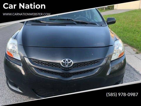 2007 Toyota Yaris for sale at Car Nation in Webster NY