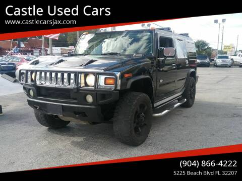 2003 HUMMER H2 for sale at Castle Used Cars in Jacksonville FL