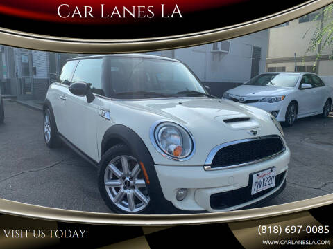 2011 MINI Cooper for sale at Car Lanes LA in Glendale CA
