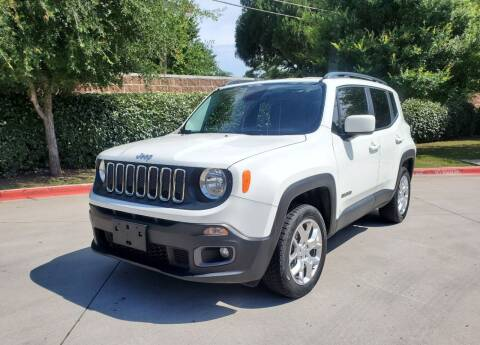 2017 Jeep Renegade for sale at International Auto Sales in Garland TX