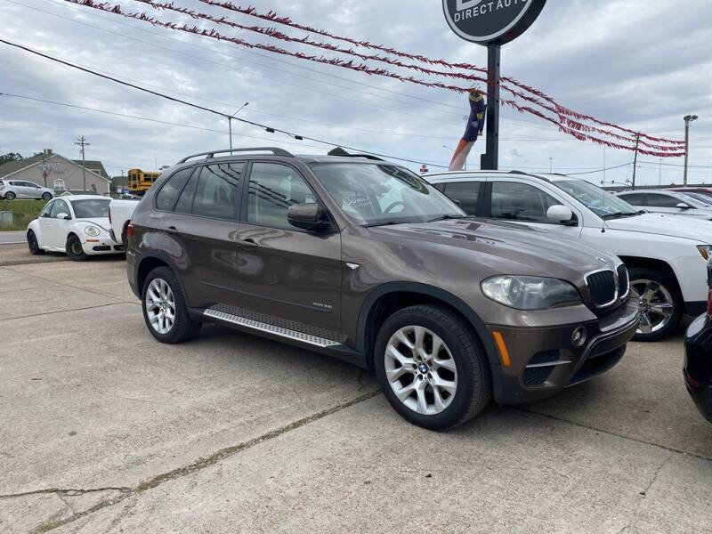 2011 BMW X5 for sale at Direct Auto in D'Iberville MS