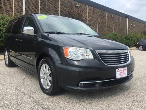 2011 Chrysler Town and Country for sale at Classic Motor Group in Cleveland OH