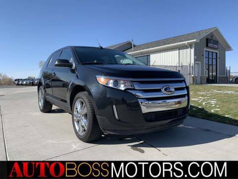 2014 Ford Edge for sale at Auto Boss in Woodscross UT