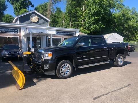 2016 GMC Sierra 2500HD for sale at Ocean State Auto Sales in Johnston RI