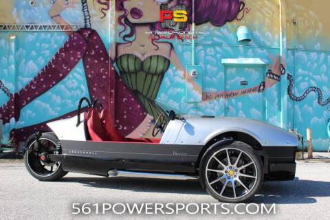2020 Vanderhall Motor Works Venice GTS for sale at Powersports of Palm Beach in Hollywood FL