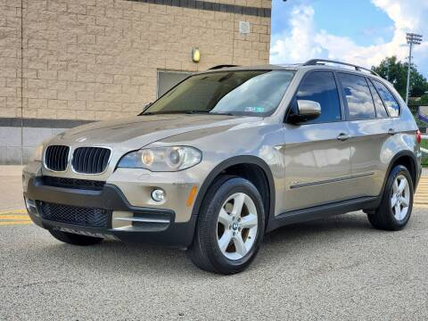 2009 BMW X5 for sale at FAYAD AUTOMOTIVE GROUP in Pittsburgh PA
