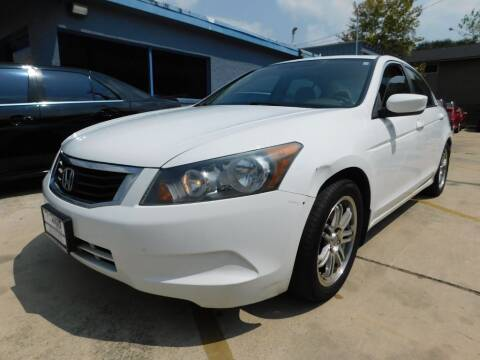 2008 Honda Accord for sale at AMD AUTO in San Antonio TX