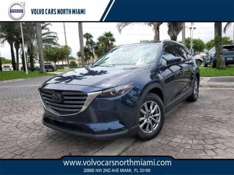 2018 Mazda CX-9 for sale at Volvo Cars North Miami in Miami FL