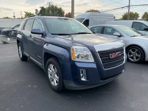 2013 GMC Terrain for sale at My Town Auto Sales in Madison Heights MI