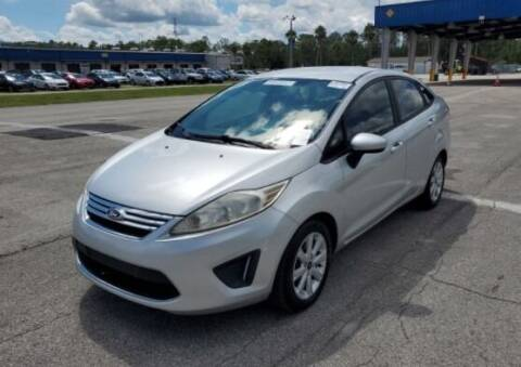 2012 Ford Fiesta for sale at Taylor Trading in Orange Park FL