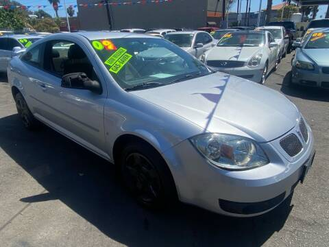 2009 Pontiac G5 for sale at North County Auto in Oceanside CA