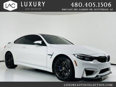 2019 BMW M4 for sale at Luxury Auto Collection in Scottsdale AZ