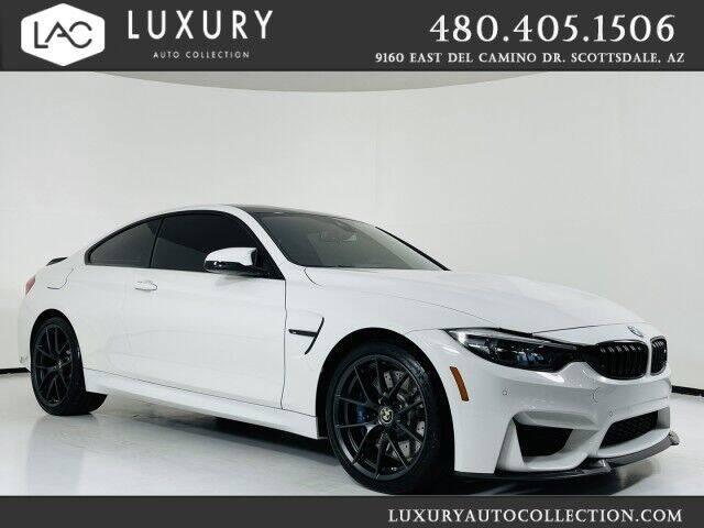 2019 BMW M4 for sale in Scottsdale, AZ