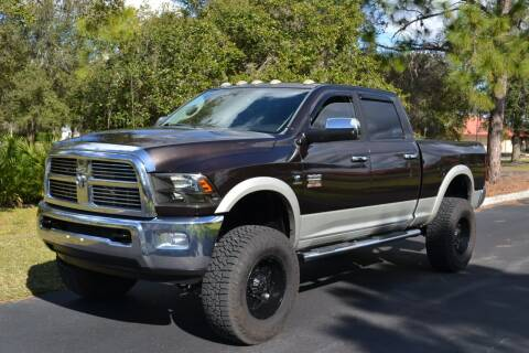 2011 RAM Ram Pickup 2500 for sale at GulfCoast Motorsports in Osprey FL