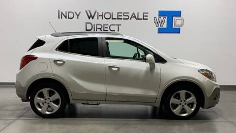 2015 Buick Encore for sale at Indy Wholesale Direct in Carmel IN