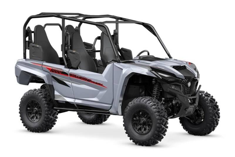 2021 Yamaha WOLVERINE RMAX4 for sale at GT Toyz Motor Sports & Marine - GT Toyz Powersports in Clifton Park NY
